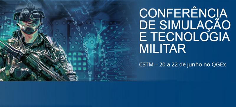 Tecnologia de emprego militar é tema de conferência no QGEx