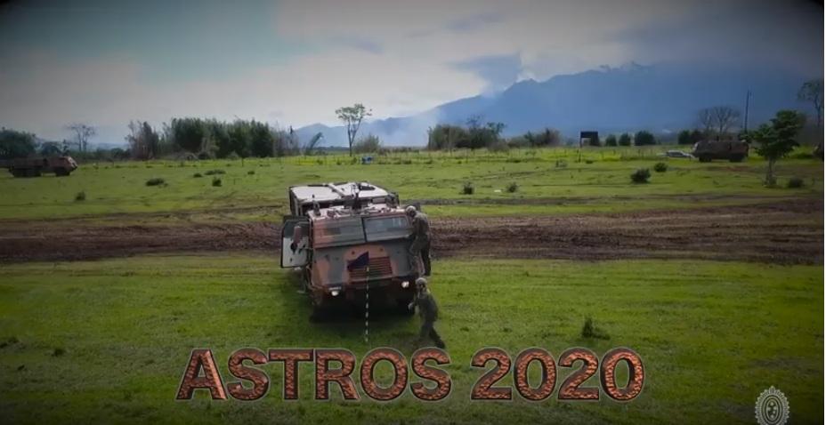 BRAÇO FORTE - EXÉRCITO EM AÇÃO - ASTROS 2020