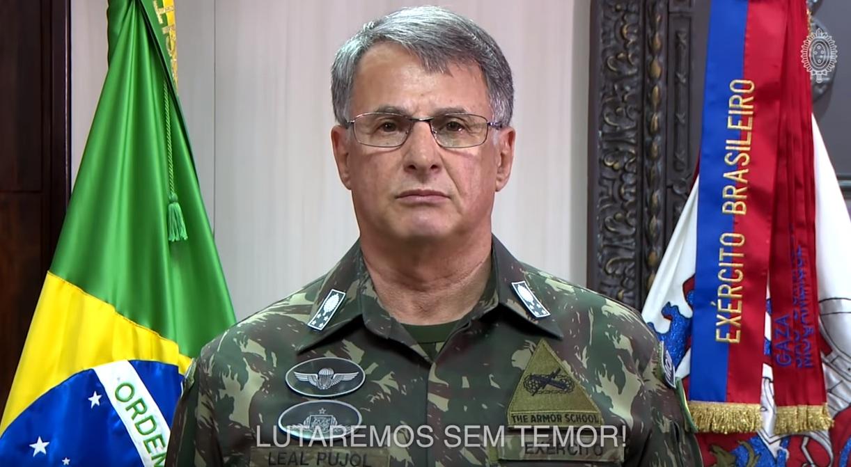Mensagem do Comandante do Exército - COVID-19