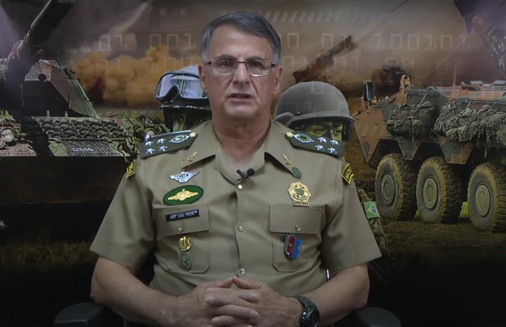 Mensagem do Comandante do Exército