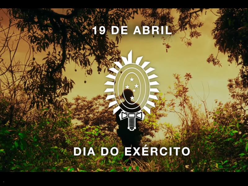 19 de abril, Dia do Exército