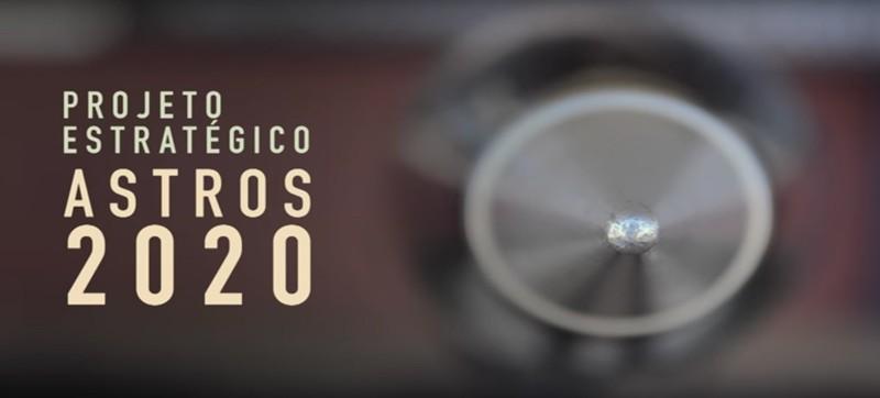 Projeto Astros moderniza sistema de mísseis e foguetes do Brasil